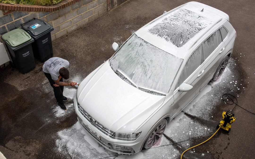 VW TIGUAN DEEP CLEAN